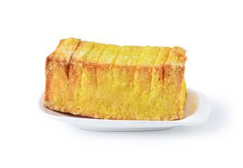 sugar Toast isolated