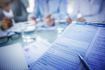 Application Form Job Interview Employment