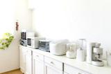 キッチンの電化製品