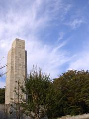 千葉市の忠霊塔