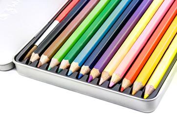Pencil in box