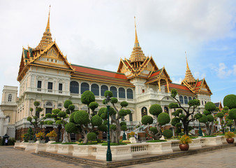 The Royal Grand Palace
