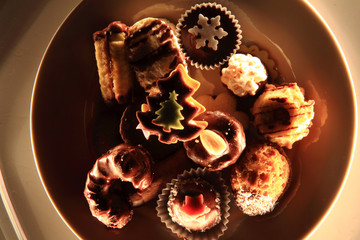 traditional czech christmas cookies