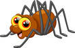 Cute spider cartoon - 71864059