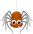 Cute spider cartoon - 71864063