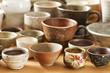 陶器の食器 - 71864643