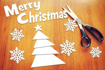 Concept of Christmas holidays