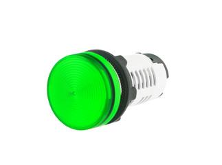 Green Indicating Lamp