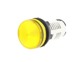 Yellow Indicating Lamp