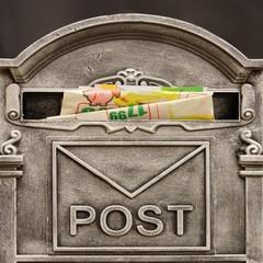 Vintage Mailbox