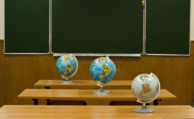 class of geography