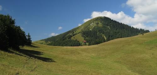 Borisov  mountain in Velka Fatra mountains in Slovakia