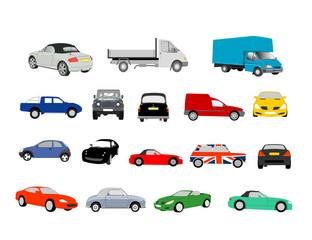 transport illustrations