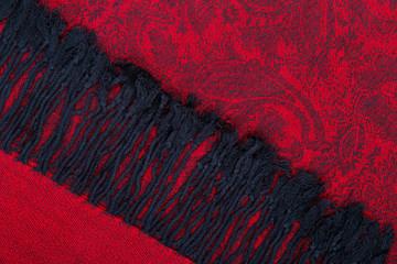 Paisley pattern textile