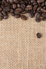 Coffee food background