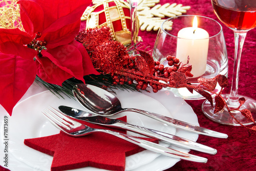 Foto op Aluminium Boord Weihnachten