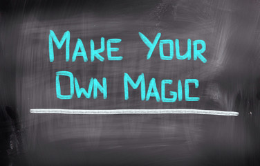 Make Your Own Magic Concept