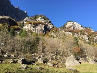 Autunno in Val di Mello