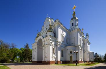 Assumption Cathedral.Poltava. Ukraine.