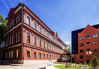 old building of Kharkiv Polytechnic Institute