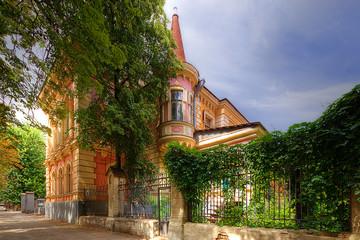 old mansion in Kharkov. Ukraine.