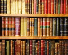 Alte Bücher, Buchhandlung, Bibliothek