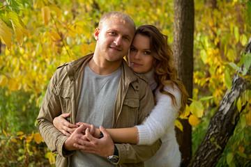 Autumn love story