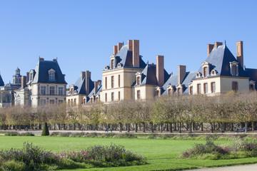 Fontainebleau les jardins