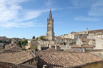 vue de Saint-Emilion