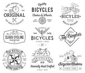 Bicycle Builders set 1