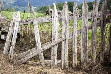 Empalizada rural