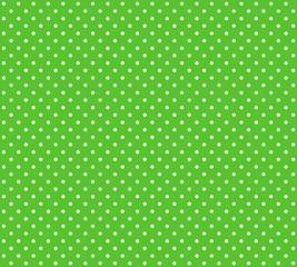 Grüner Punkte-Hintergrund