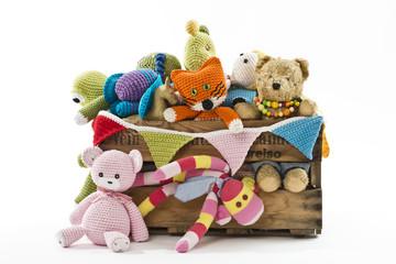 Spielzeugkiste