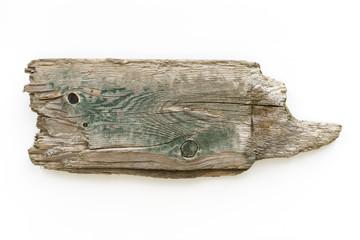 altes Holzstück
