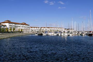 Boltenhagen Yachthafen