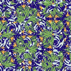 Patterned Seamless pattern