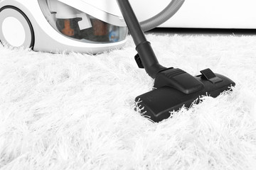 Vacuum cleaner carpet