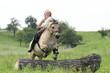 Springen ohne Sattel - 71888239