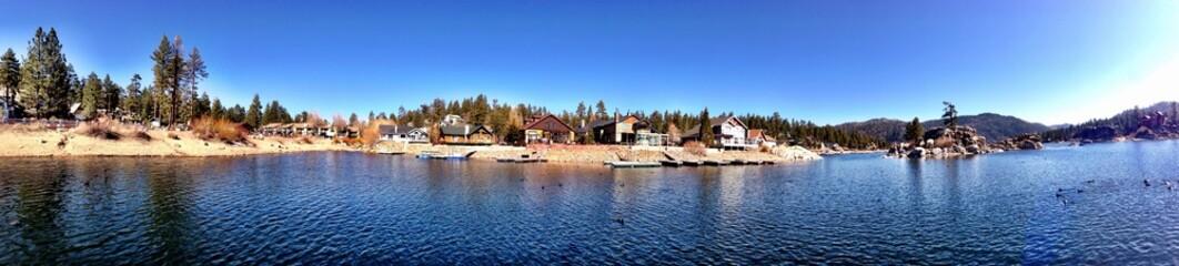 The magical Big Bear lake - Ca