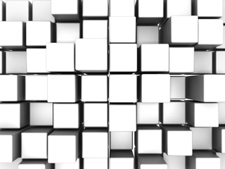 Box Abstract Background