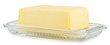 Butter on Glass Butterdish - 71890462
