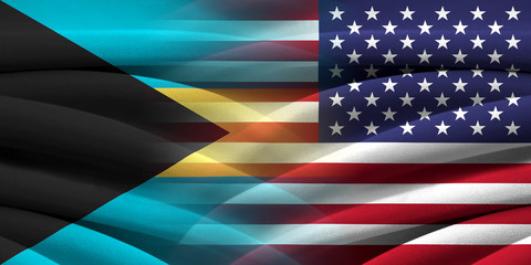 USA and Bahamas.
