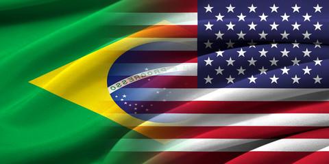 USA and Brazil.