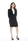 Portrait of a young attractive business woman - 71892627