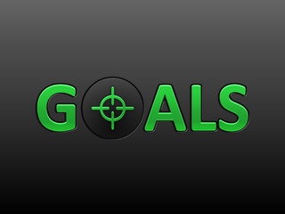 GOALS (metrics key performance indicators text)