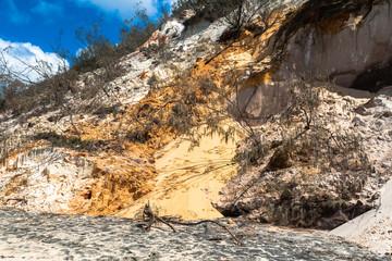 Beach Sand Stone Landscape Colors