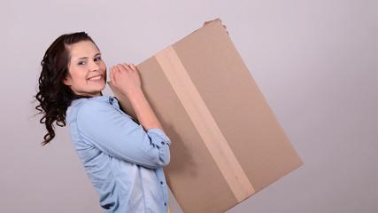 paket lieferung