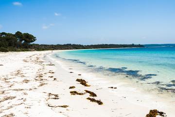 Beach Sand Ocean Blue Landscape Colors