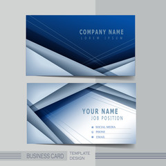 hi-tech background design for business card