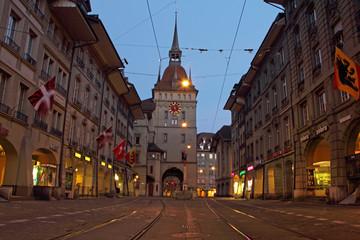 käfigturm in bern schweiz
